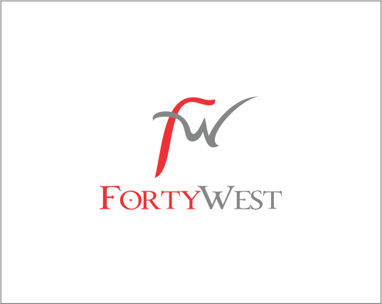 Logo Design by Armada Jamaluddin - Entry No. 62 in the Logo Design Contest Unique Logo Design Wanted for Forty West.