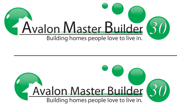 Logo Design by Genesis Orland Colendres - Entry No. 2 in the Logo Design Contest Avalon Master Builder Logo Design.