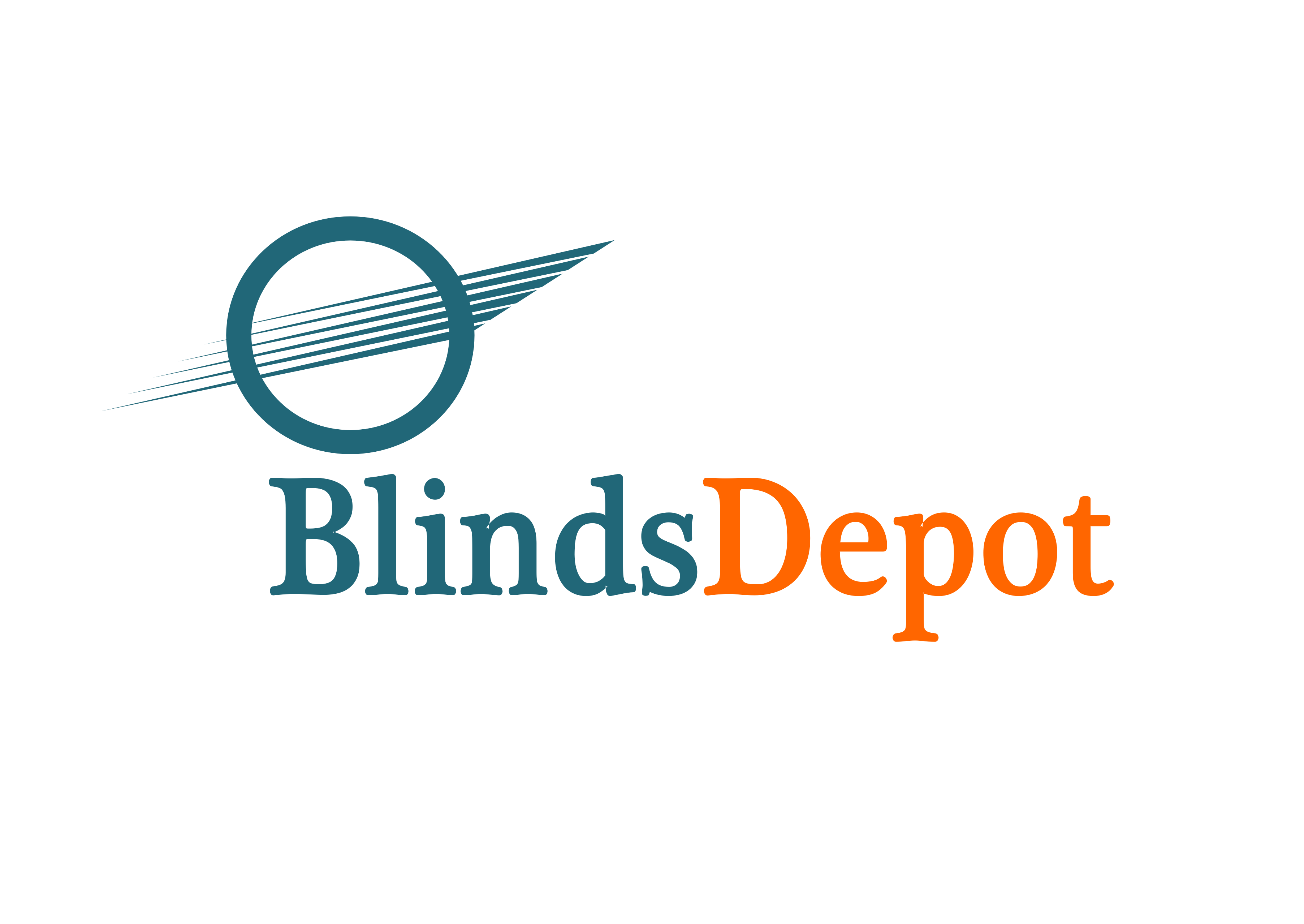 Logo Design by whoosef - Entry No. 41 in the Logo Design Contest Logo Design Needed for Exciting New Company Blinds Depot.