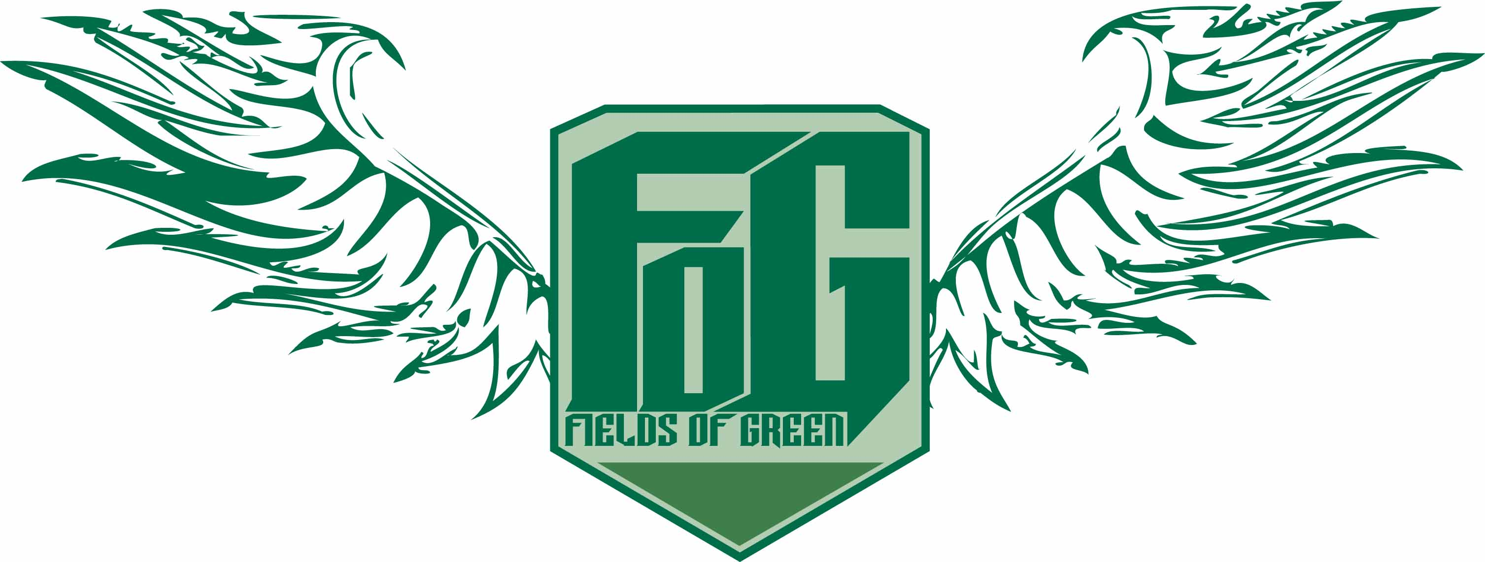 Logo Design by Jonathan Rasonable - Entry No. 53 in the Logo Design Contest Psych-Rock Band FIELDS OF GREEN Logo Design.