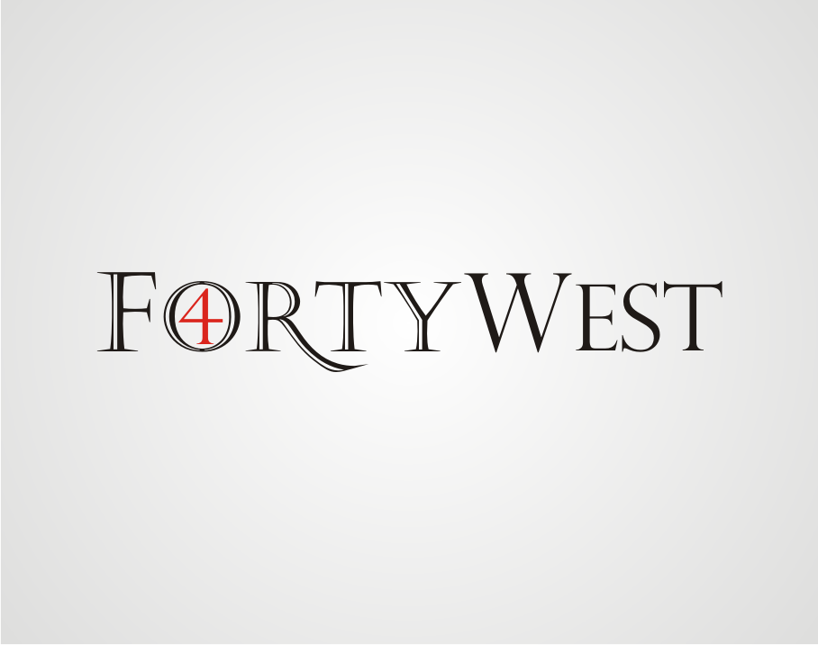 Logo Design by Armada Jamaluddin - Entry No. 70 in the Logo Design Contest Unique Logo Design Wanted for Forty West.