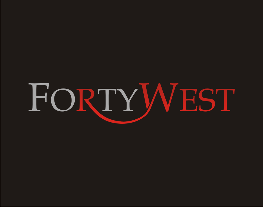Logo Design by Armada Jamaluddin - Entry No. 71 in the Logo Design Contest Unique Logo Design Wanted for Forty West.