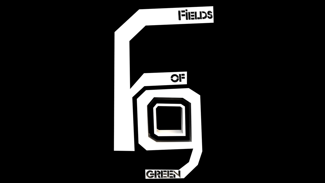Logo Design by Francis Yap - Entry No. 59 in the Logo Design Contest Psych-Rock Band FIELDS OF GREEN Logo Design.
