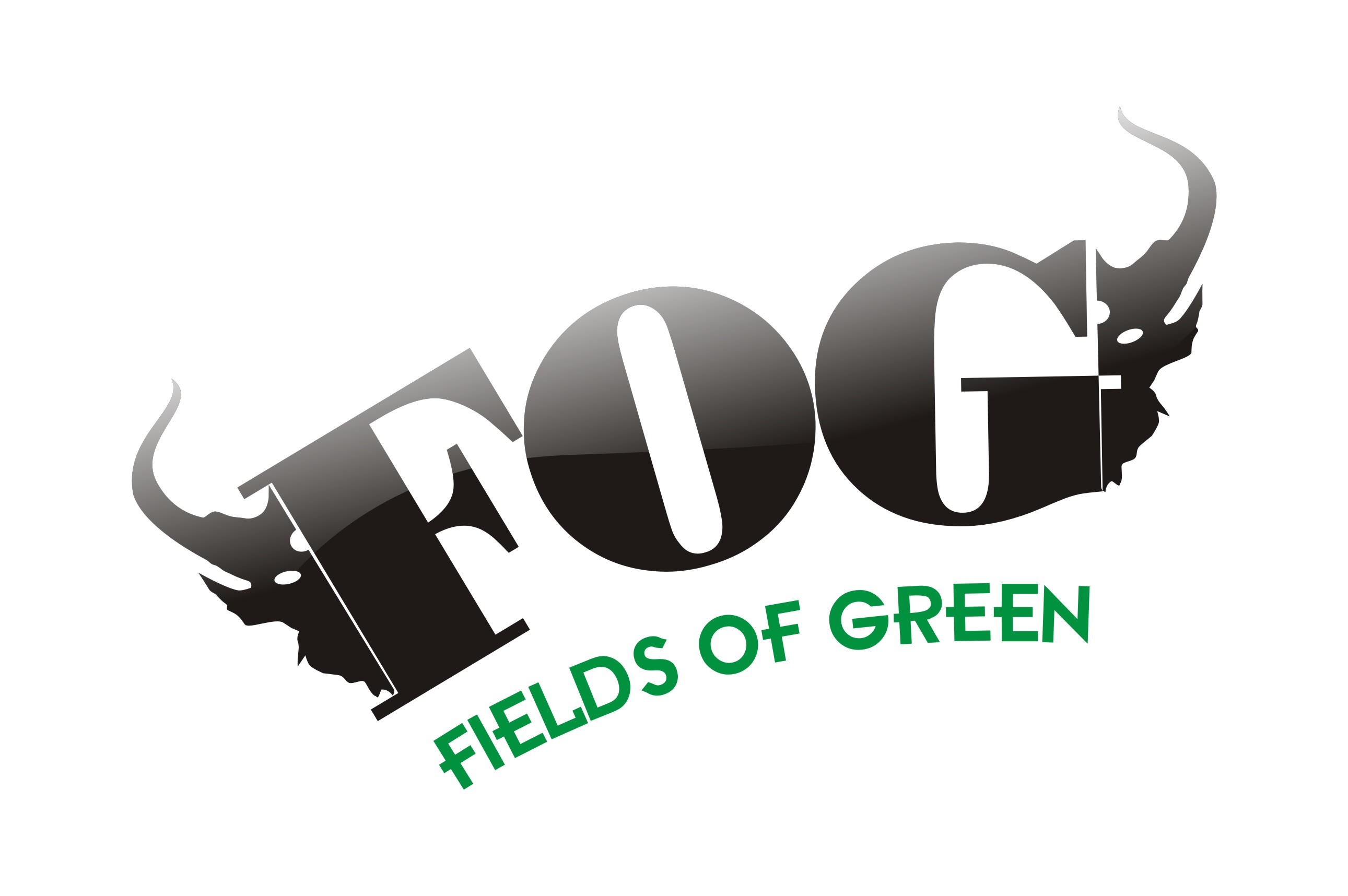 Logo Design by Private User - Entry No. 63 in the Logo Design Contest Psych-Rock Band FIELDS OF GREEN Logo Design.