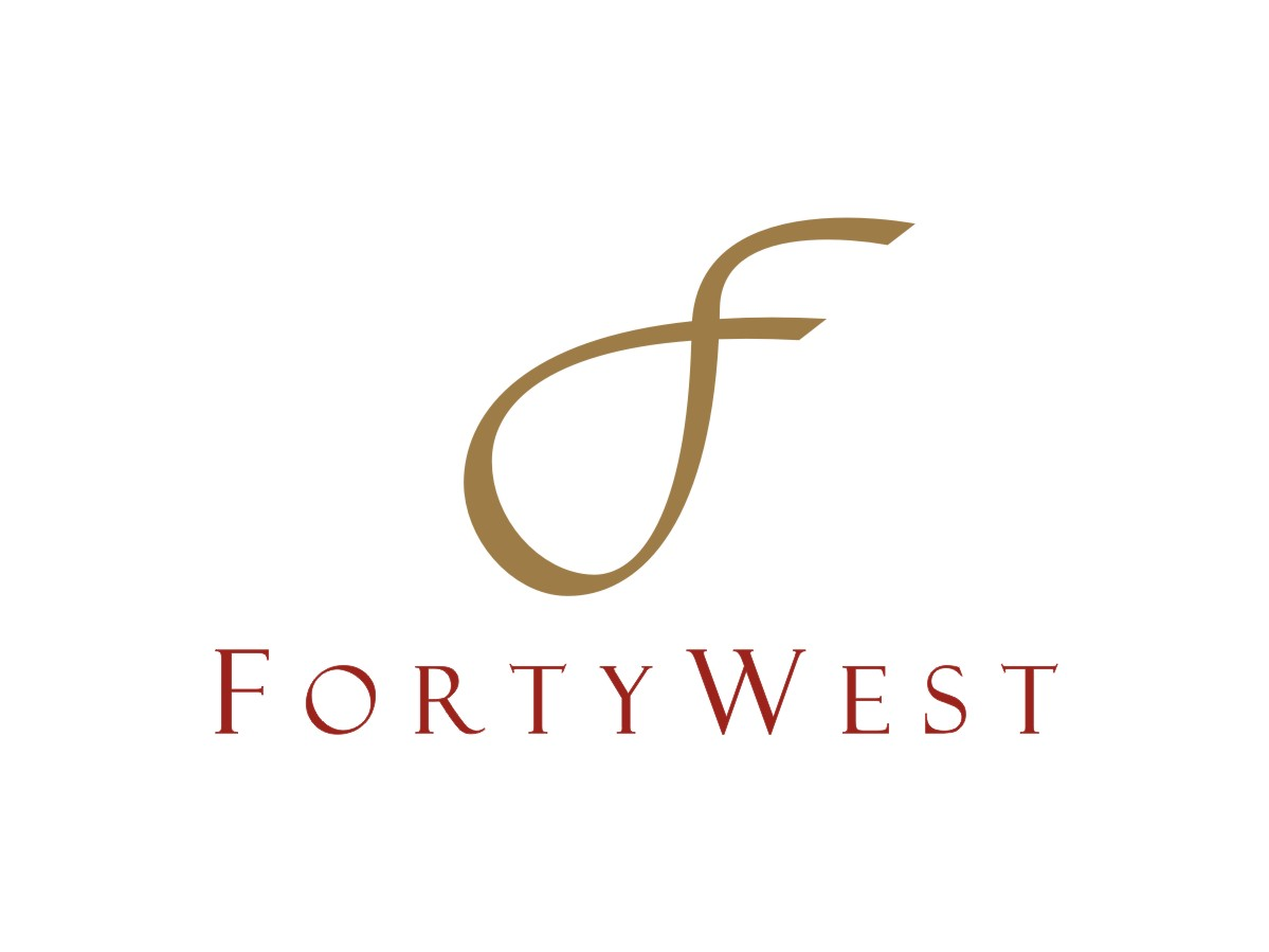 Logo Design by Janak  Singh - Entry No. 77 in the Logo Design Contest Unique Logo Design Wanted for Forty West.