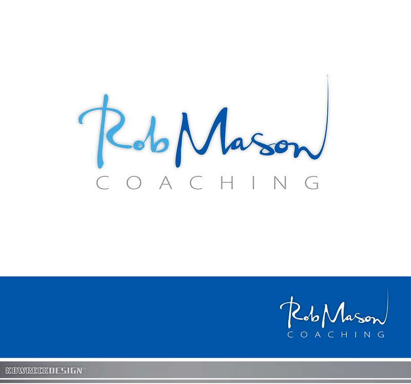 Logo Design by kowreck - Entry No. 85 in the Logo Design Contest New Logo Design Needed for Exciting Company Rob Mason Coaching.