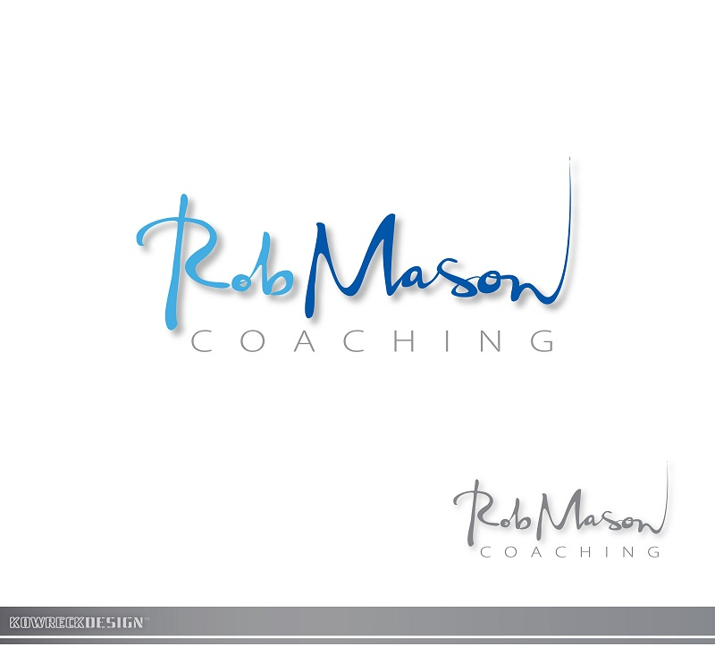 Logo Design by kowreck - Entry No. 86 in the Logo Design Contest New Logo Design Needed for Exciting Company Rob Mason Coaching.