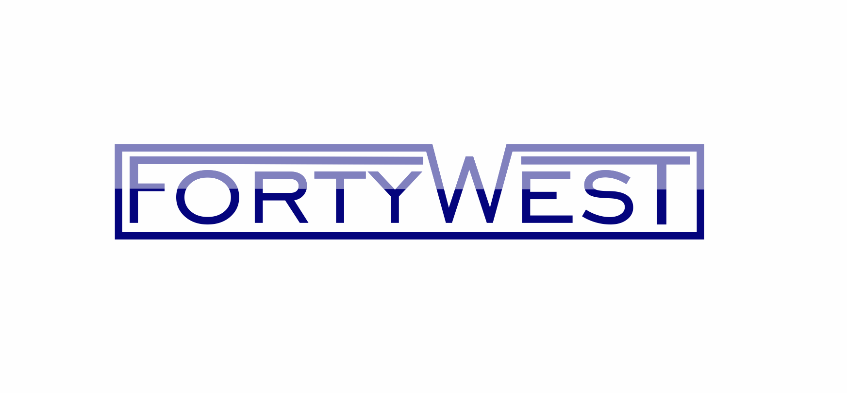 Logo Design by Private User - Entry No. 78 in the Logo Design Contest Unique Logo Design Wanted for Forty West.