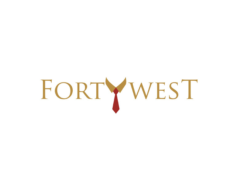 Logo Design by Private User - Entry No. 79 in the Logo Design Contest Unique Logo Design Wanted for Forty West.