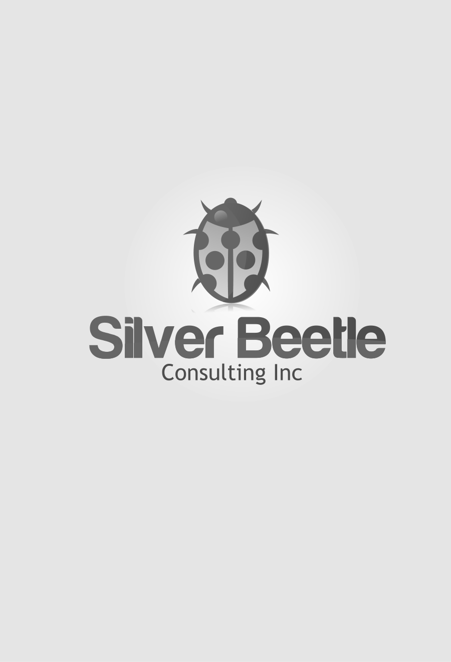 Logo Design by Private User - Entry No. 25 in the Logo Design Contest Silver Beetle Consulting Inc. Logo Design.