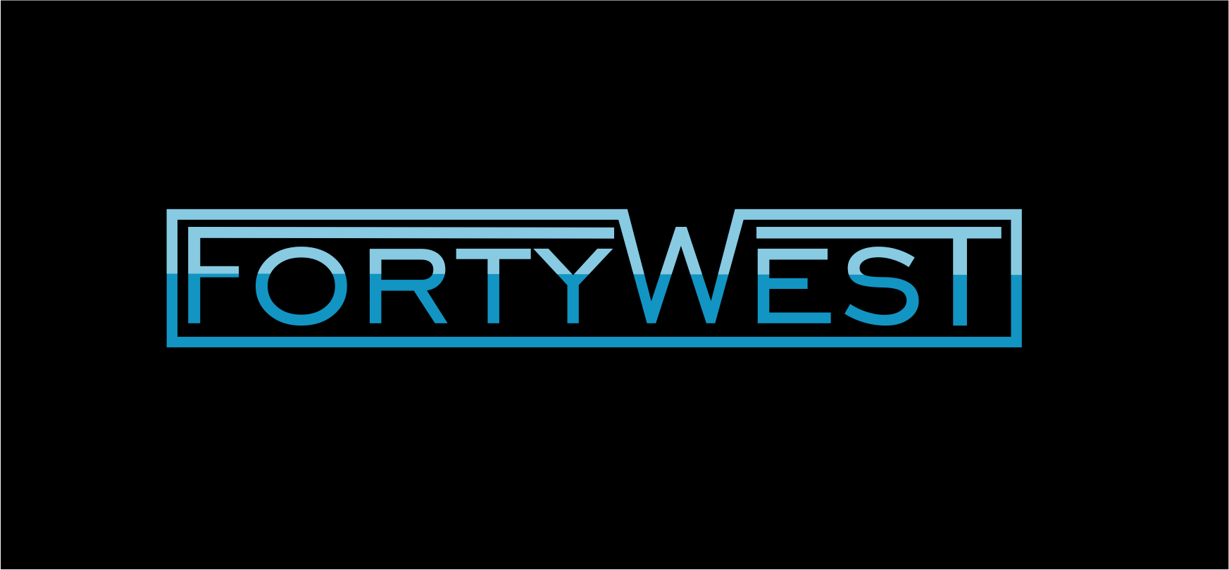 Logo Design by Private User - Entry No. 81 in the Logo Design Contest Unique Logo Design Wanted for Forty West.