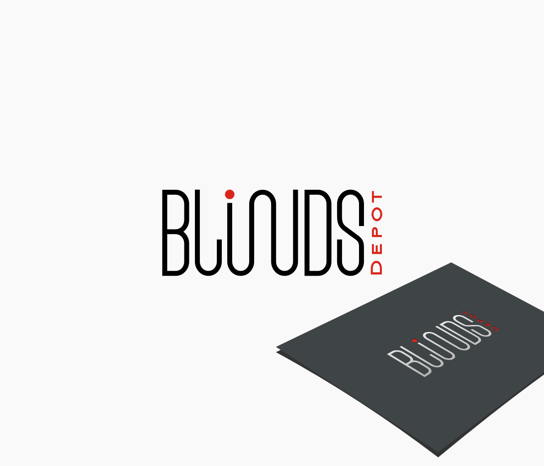 Logo Design by graphicleaf - Entry No. 43 in the Logo Design Contest Logo Design Needed for Exciting New Company Blinds Depot.