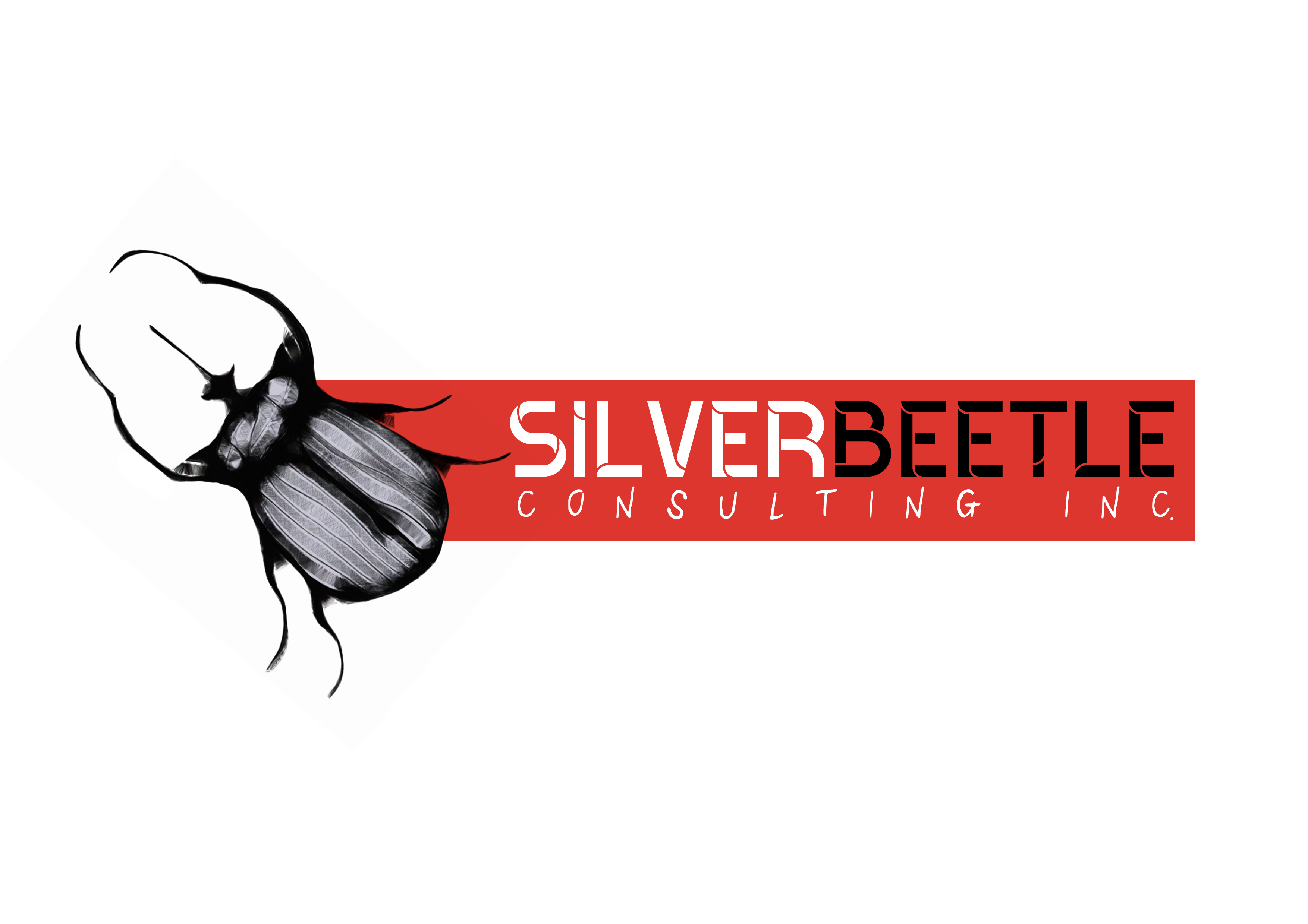 Logo Design by Private User - Entry No. 26 in the Logo Design Contest Silver Beetle Consulting Inc. Logo Design.