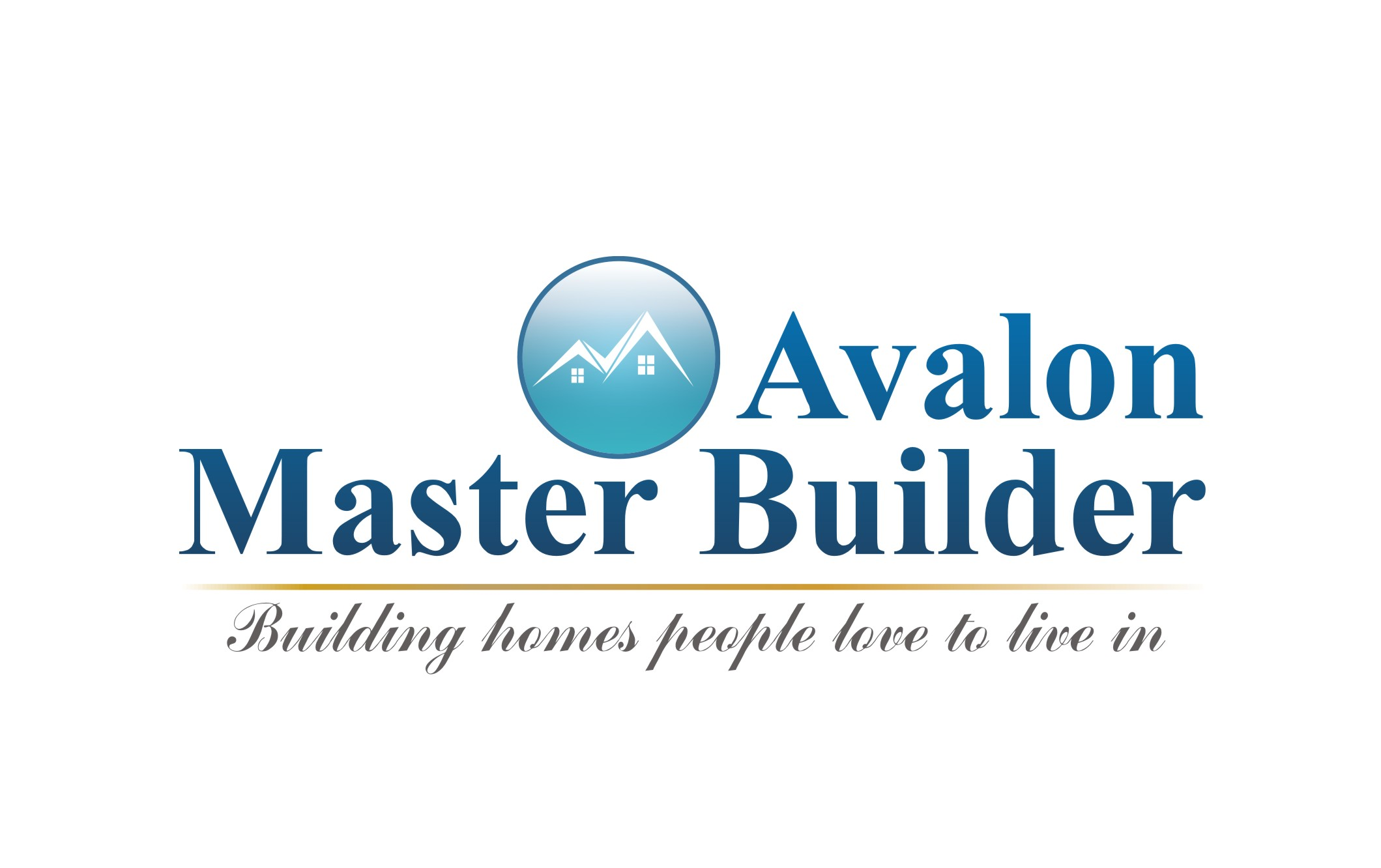 Logo Design by Private User - Entry No. 10 in the Logo Design Contest Avalon Master Builder Logo Design.