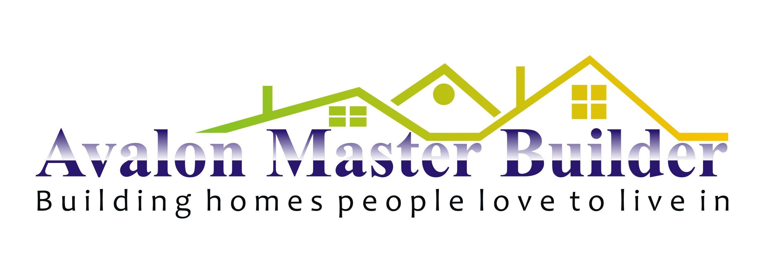 Logo Design by Private User - Entry No. 11 in the Logo Design Contest Avalon Master Builder Logo Design.