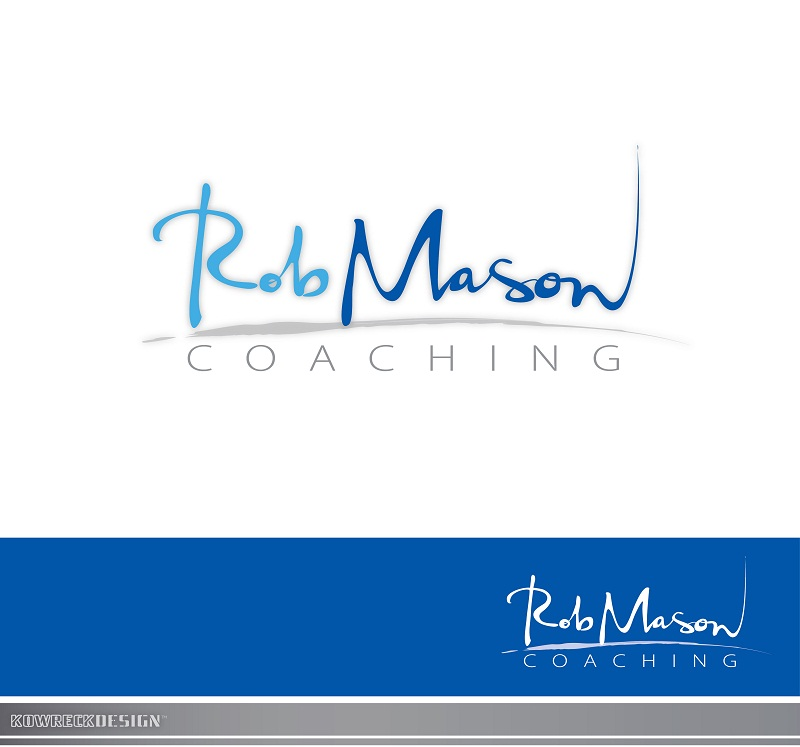 Logo Design by kowreck - Entry No. 88 in the Logo Design Contest New Logo Design Needed for Exciting Company Rob Mason Coaching.
