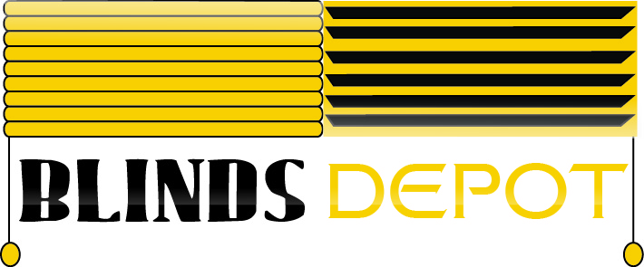 Logo Design by Private User - Entry No. 45 in the Logo Design Contest Logo Design Needed for Exciting New Company Blinds Depot.