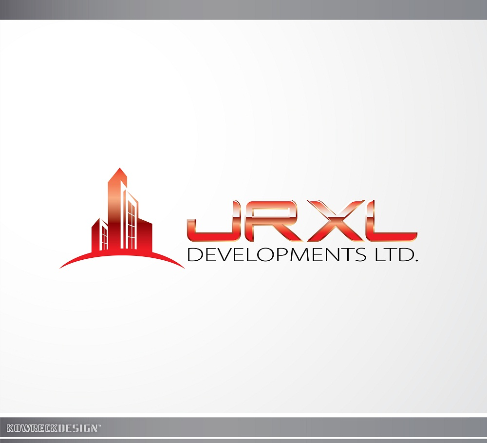 Logo Design by kowreck - Entry No. 75 in the Logo Design Contest JRXL DEVELOPMENTS LTD Logo Design.