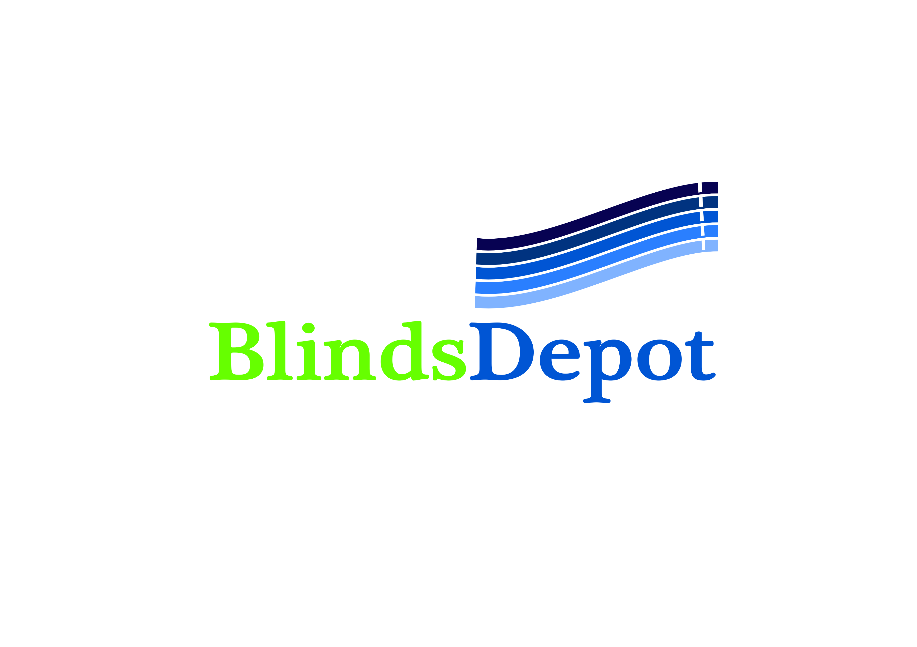 Logo Design by whoosef - Entry No. 47 in the Logo Design Contest Logo Design Needed for Exciting New Company Blinds Depot.