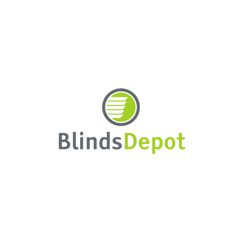Logo Design by Private User - Entry No. 49 in the Logo Design Contest Logo Design Needed for Exciting New Company Blinds Depot.