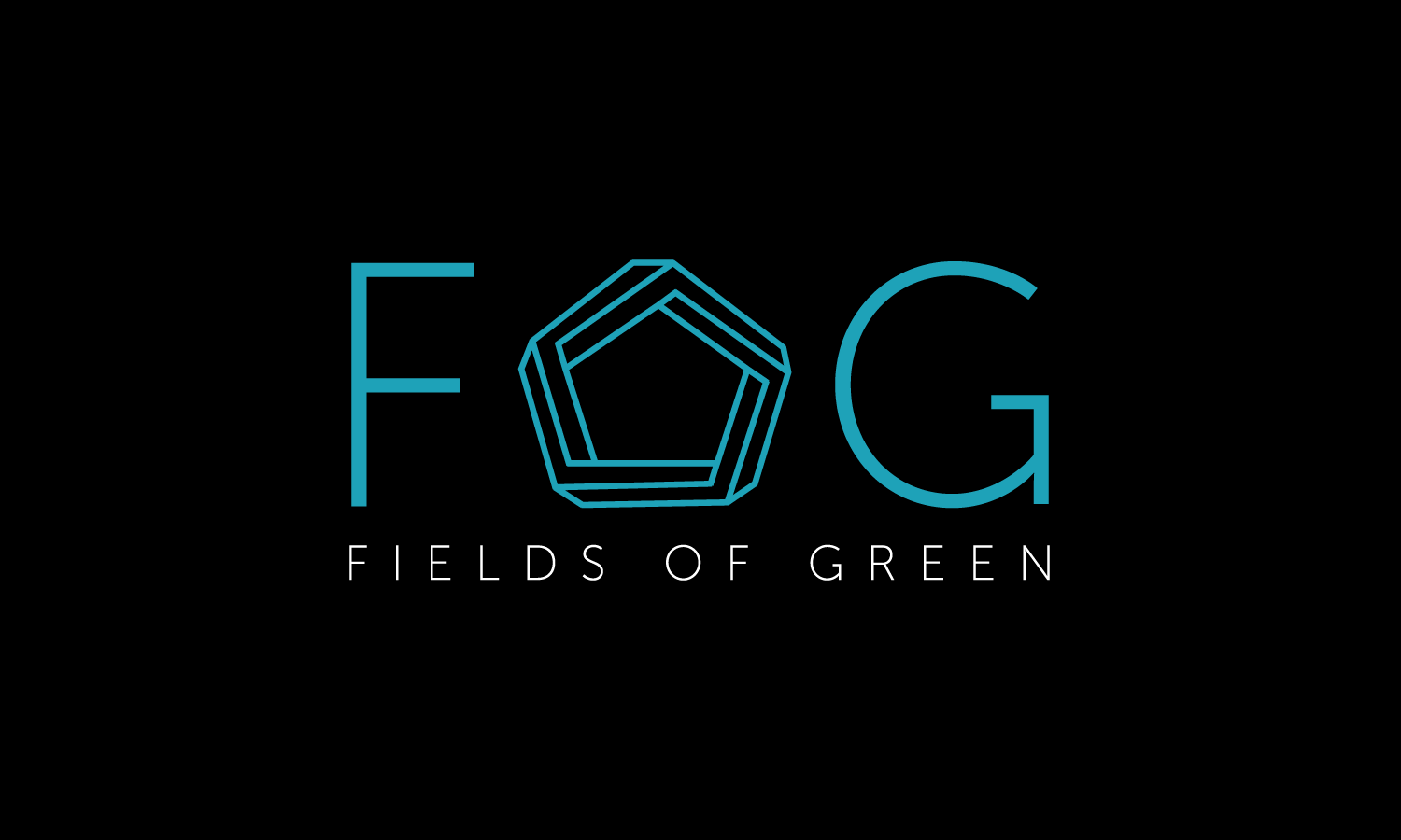 Logo Design by Emelie Halston - Entry No. 70 in the Logo Design Contest Psych-Rock Band FIELDS OF GREEN Logo Design.