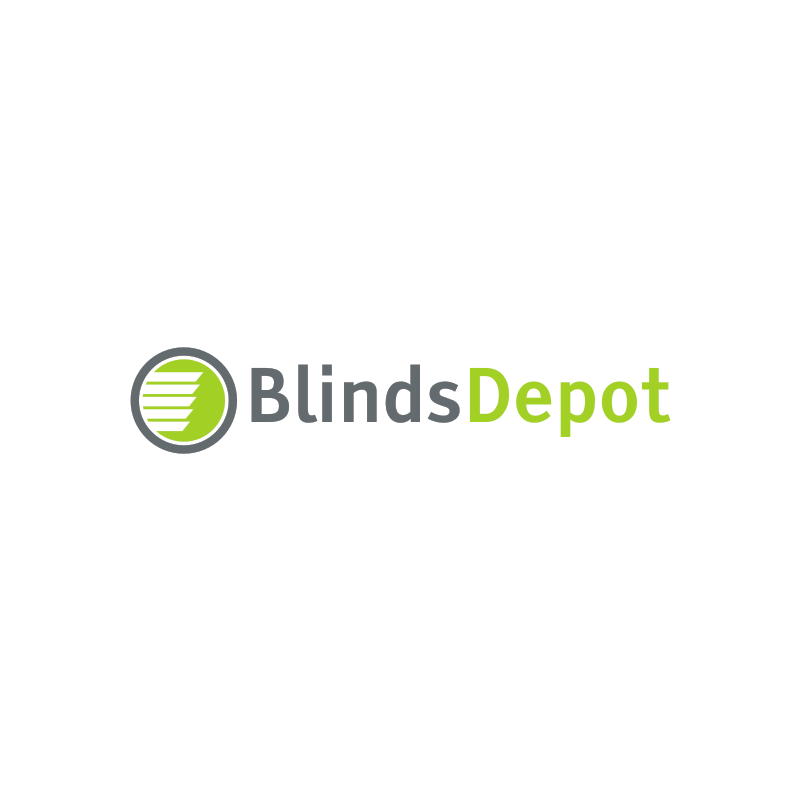 Logo Design by Private User - Entry No. 50 in the Logo Design Contest Logo Design Needed for Exciting New Company Blinds Depot.