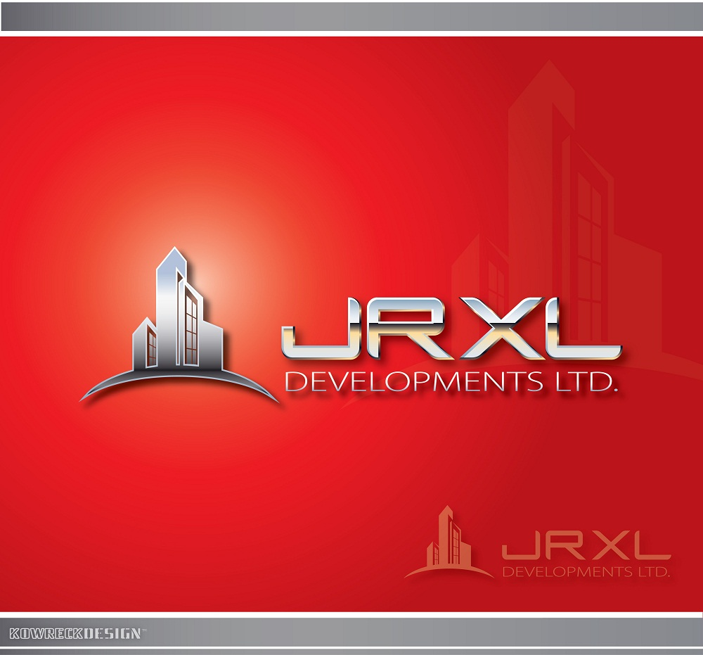 Logo Design by kowreck - Entry No. 77 in the Logo Design Contest JRXL DEVELOPMENTS LTD Logo Design.