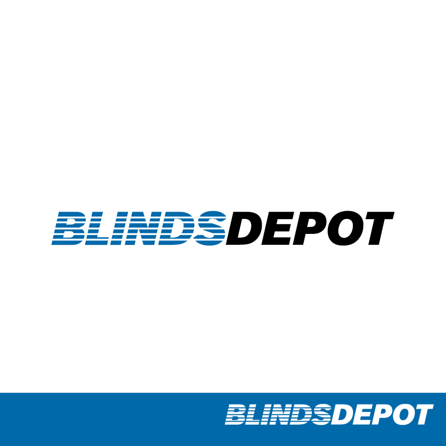 Logo Design by Edward Goodwin - Entry No. 51 in the Logo Design Contest Logo Design Needed for Exciting New Company Blinds Depot.