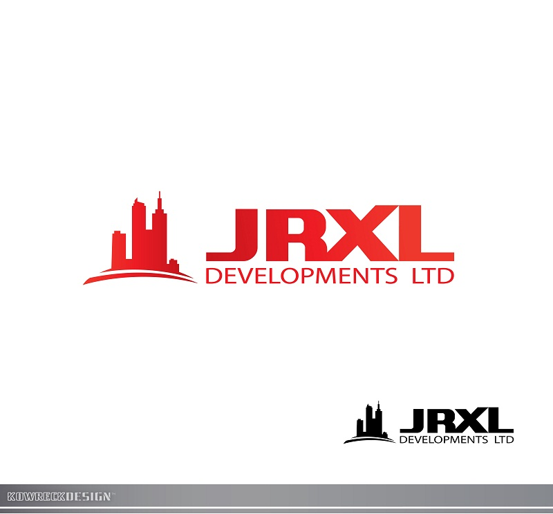 Logo Design by kowreck - Entry No. 81 in the Logo Design Contest JRXL DEVELOPMENTS LTD Logo Design.