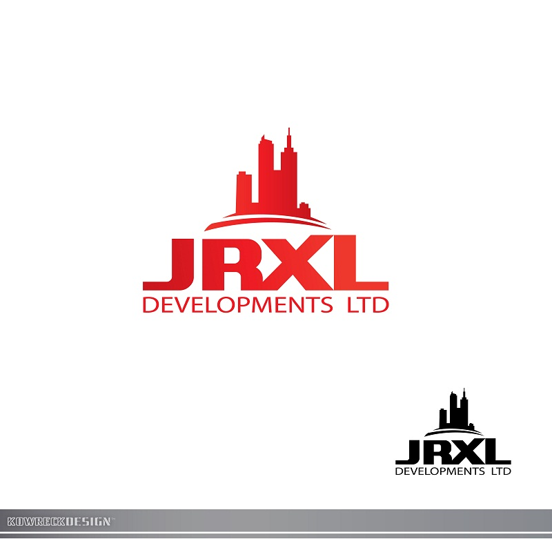 Logo Design by kowreck - Entry No. 82 in the Logo Design Contest JRXL DEVELOPMENTS LTD Logo Design.