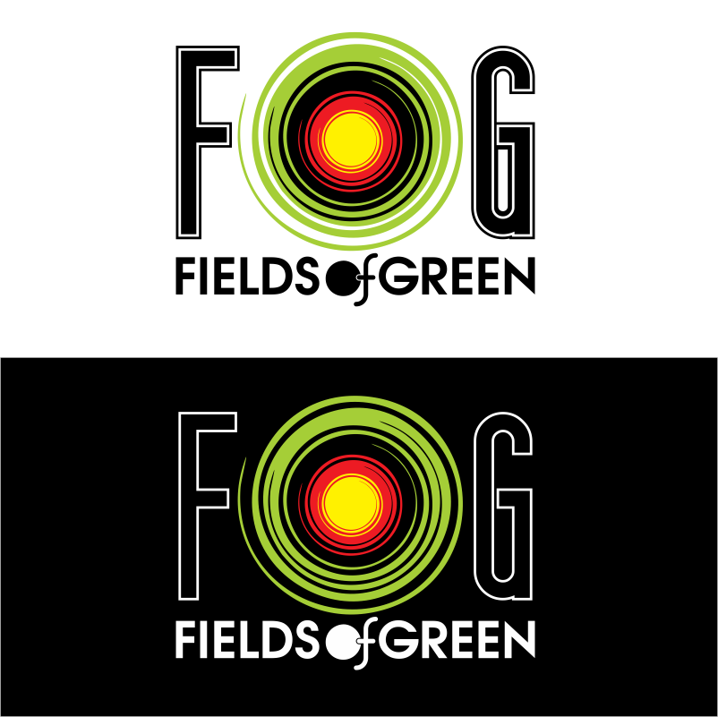Logo Design by moisesf - Entry No. 79 in the Logo Design Contest Psych-Rock Band FIELDS OF GREEN Logo Design.