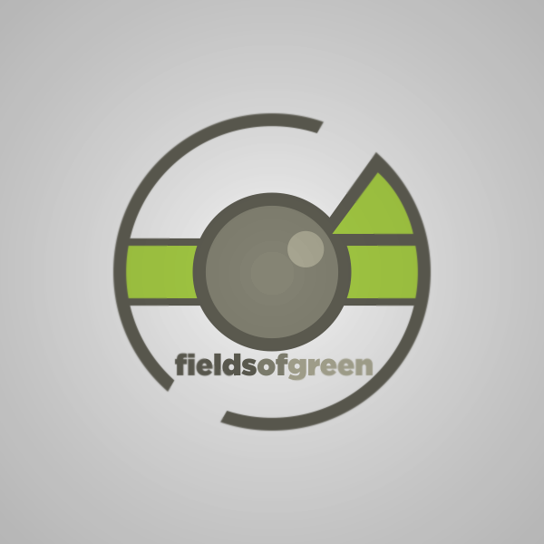 Logo Design by Private User - Entry No. 82 in the Logo Design Contest Psych-Rock Band FIELDS OF GREEN Logo Design.