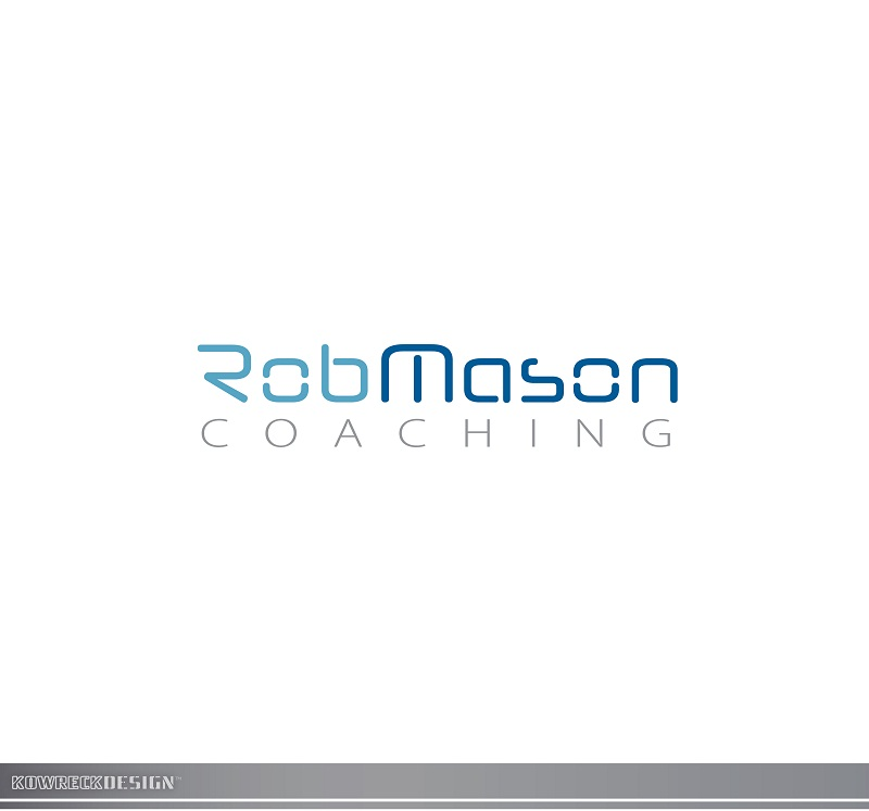 Logo Design by kowreck - Entry No. 90 in the Logo Design Contest New Logo Design Needed for Exciting Company Rob Mason Coaching.