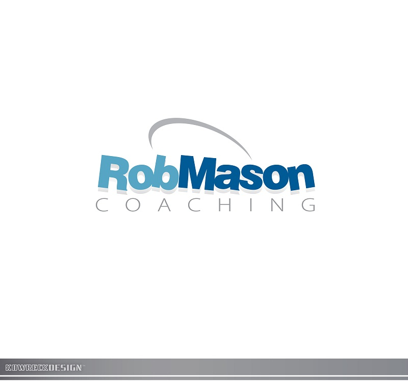 Logo Design by kowreck - Entry No. 92 in the Logo Design Contest New Logo Design Needed for Exciting Company Rob Mason Coaching.