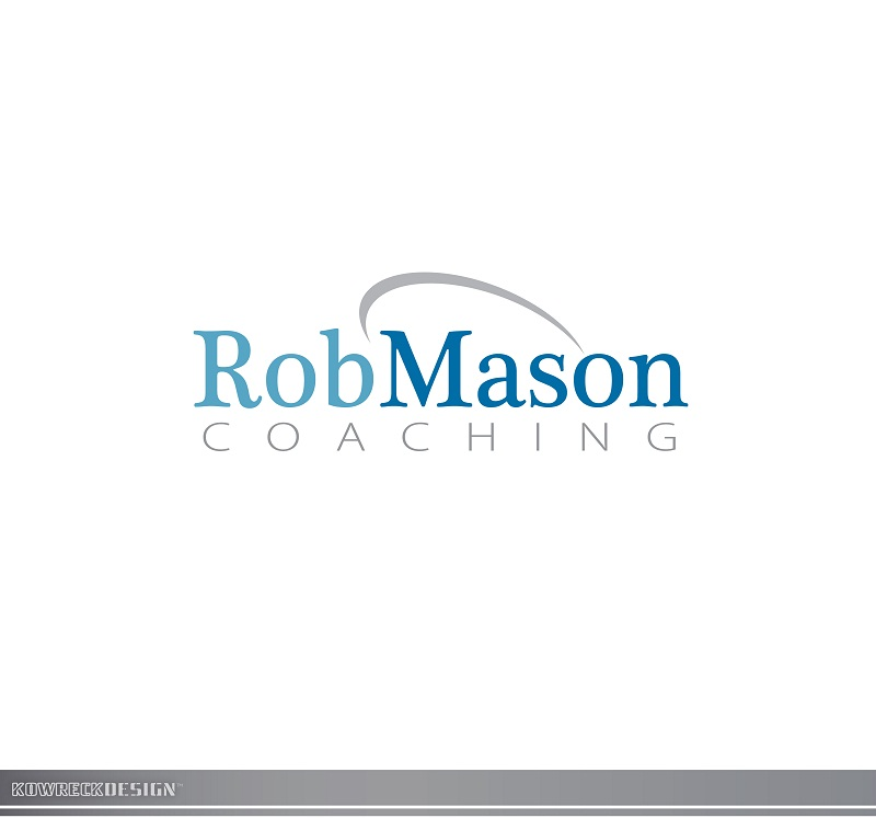 Logo Design by kowreck - Entry No. 93 in the Logo Design Contest New Logo Design Needed for Exciting Company Rob Mason Coaching.