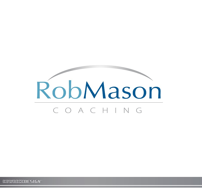 Logo Design by kowreck - Entry No. 94 in the Logo Design Contest New Logo Design Needed for Exciting Company Rob Mason Coaching.