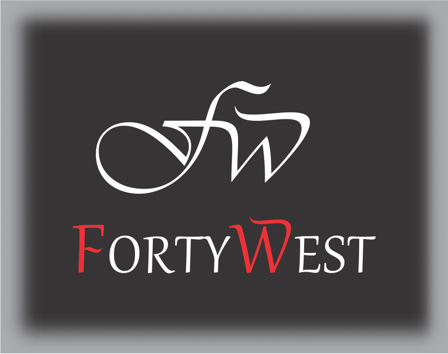 Logo Design by Armada Jamaluddin - Entry No. 94 in the Logo Design Contest Unique Logo Design Wanted for Forty West.
