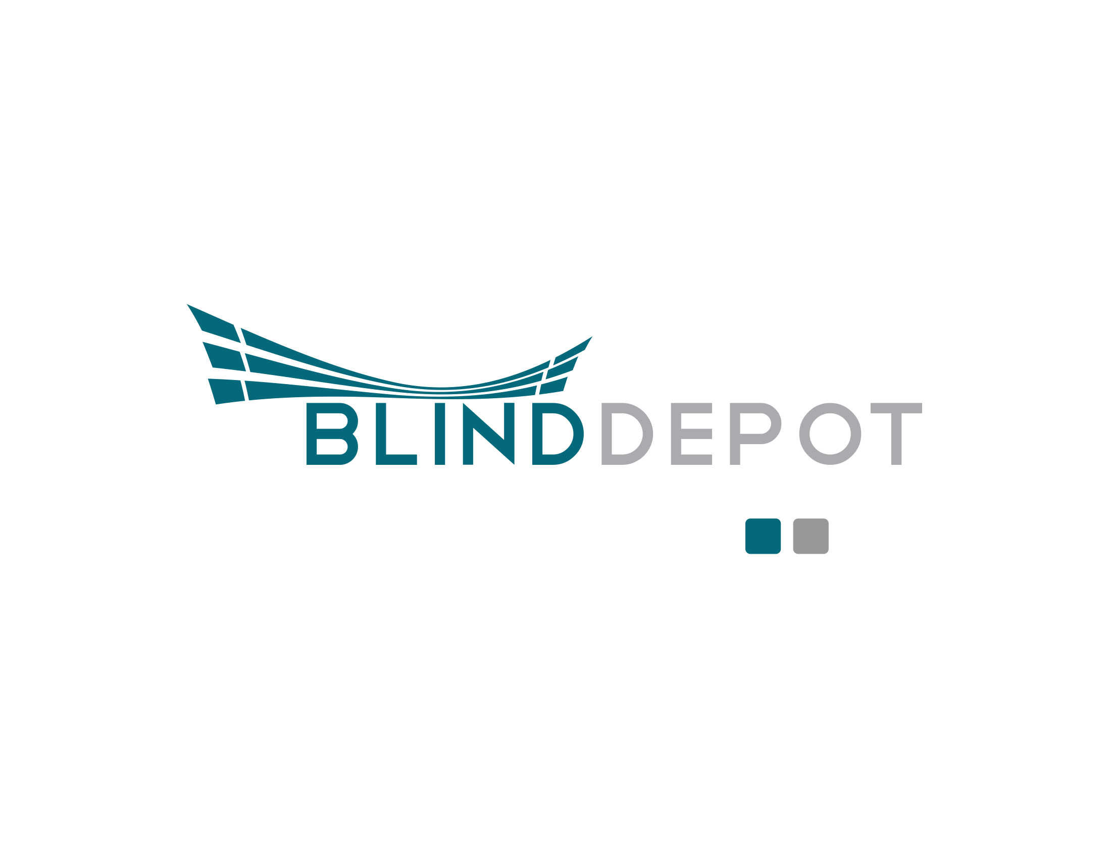Logo Design by Private User - Entry No. 60 in the Logo Design Contest Logo Design Needed for Exciting New Company Blinds Depot.