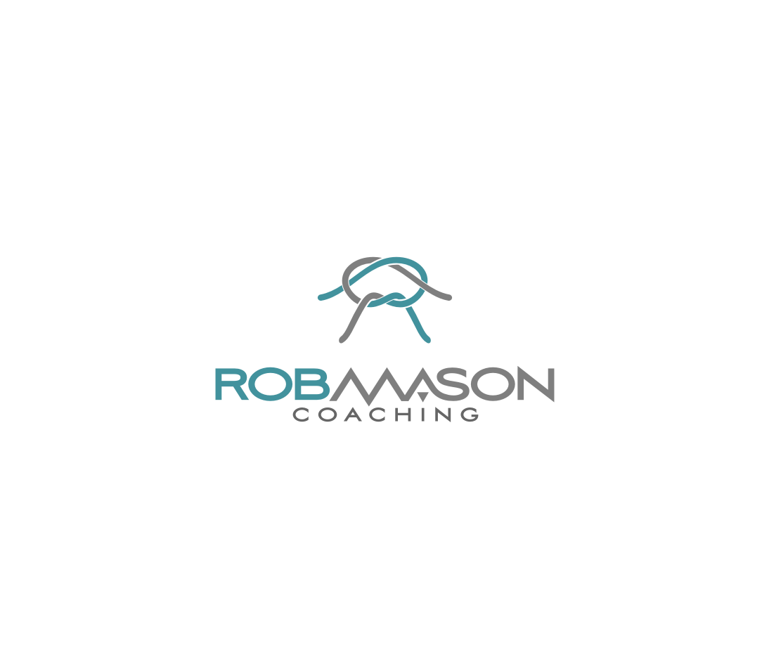 Logo Design by graphicleaf - Entry No. 95 in the Logo Design Contest New Logo Design Needed for Exciting Company Rob Mason Coaching.