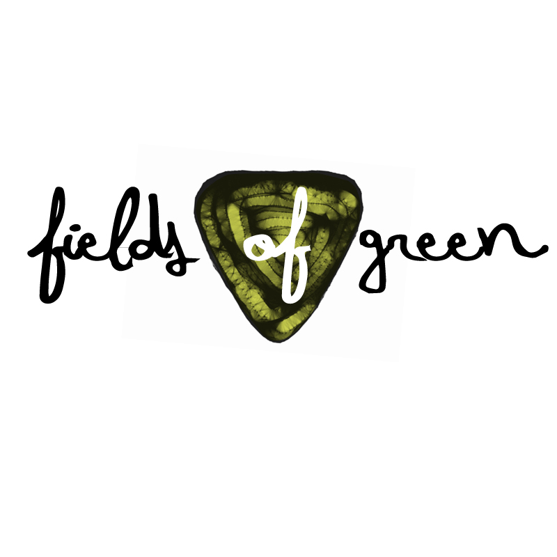 Logo Design by Private User - Entry No. 86 in the Logo Design Contest Psych-Rock Band FIELDS OF GREEN Logo Design.