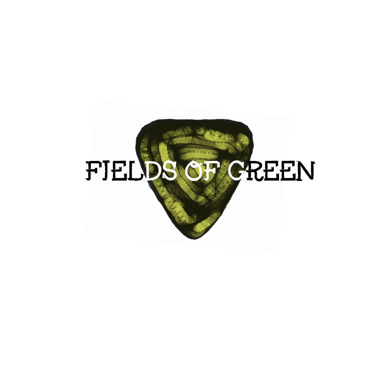 Logo Design by Private User - Entry No. 87 in the Logo Design Contest Psych-Rock Band FIELDS OF GREEN Logo Design.
