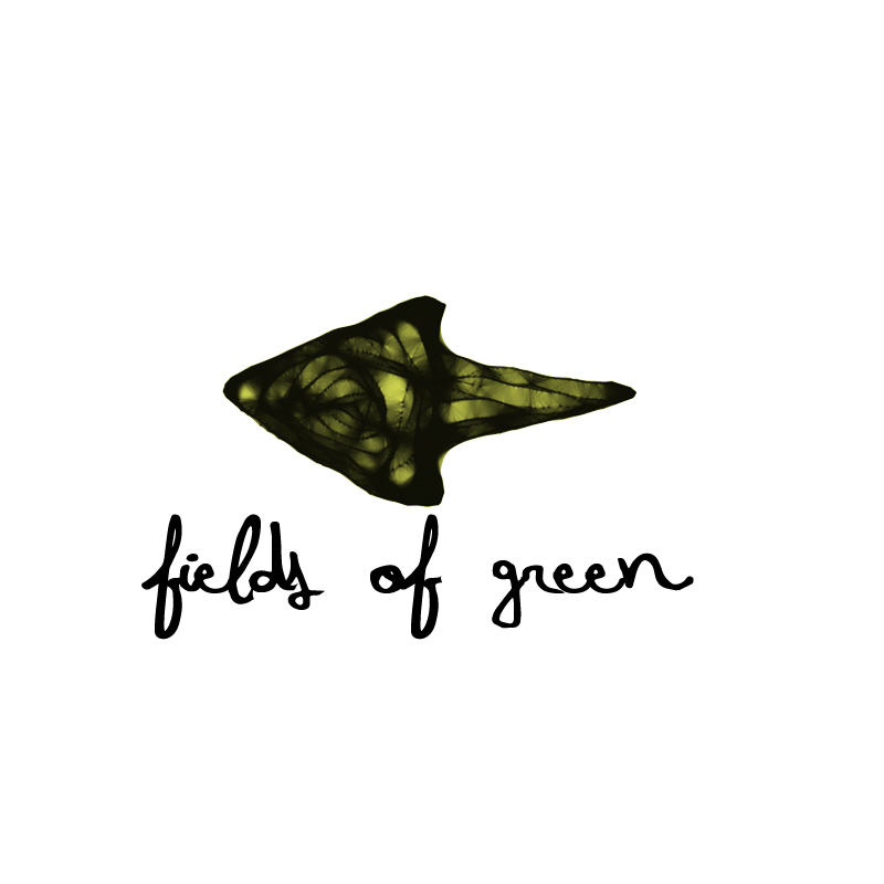 Logo Design by Private User - Entry No. 88 in the Logo Design Contest Psych-Rock Band FIELDS OF GREEN Logo Design.