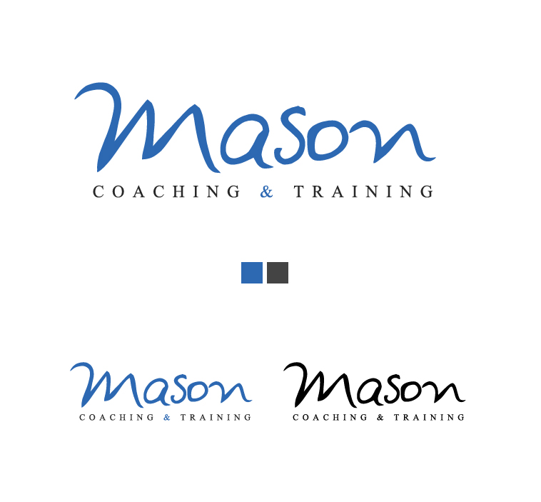 Logo Design by elmd - Entry No. 96 in the Logo Design Contest New Logo Design Needed for Exciting Company Rob Mason Coaching.