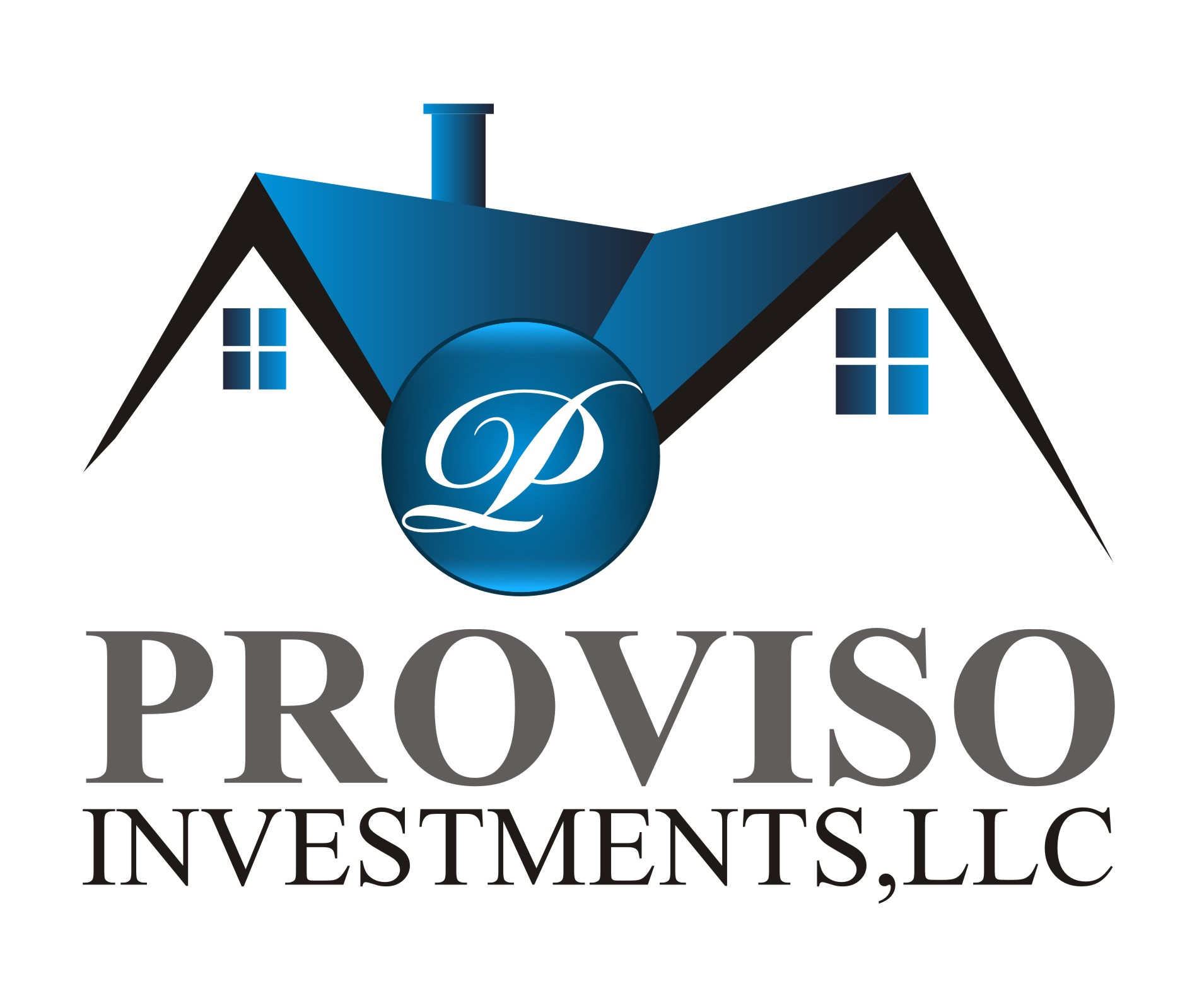 Logo Design by Private User - Entry No. 1 in the Logo Design Contest New Logo Design for PROVISO INVESTMENTS,LLC.