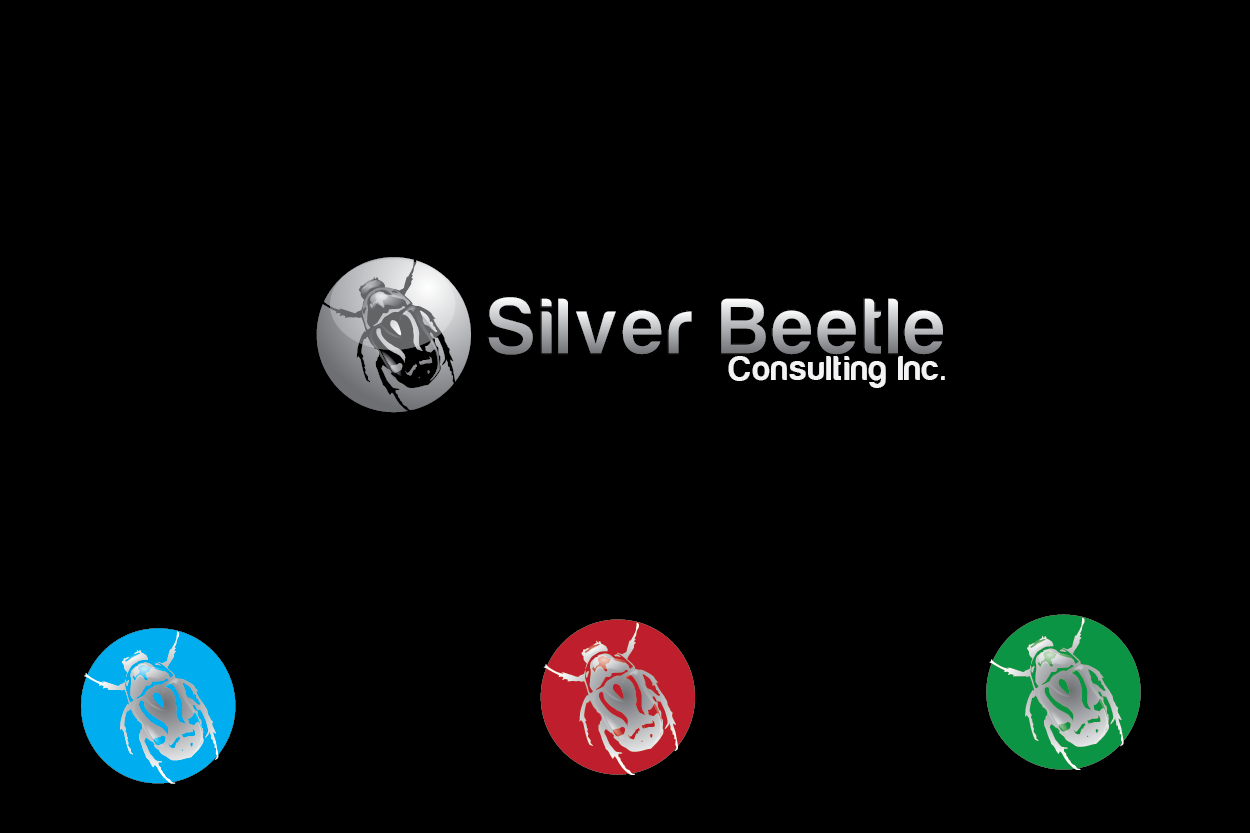 Logo Design by Private User - Entry No. 33 in the Logo Design Contest Silver Beetle Consulting Inc. Logo Design.