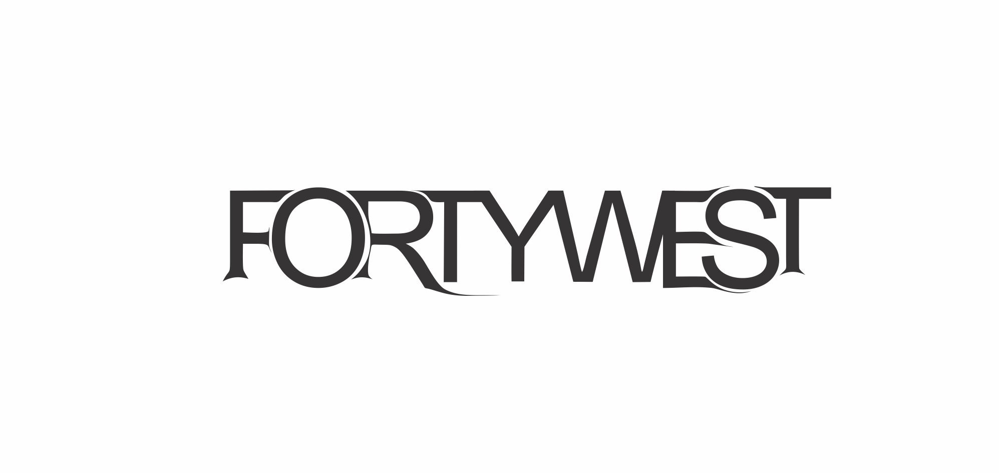 Logo Design by Private User - Entry No. 99 in the Logo Design Contest Unique Logo Design Wanted for Forty West.