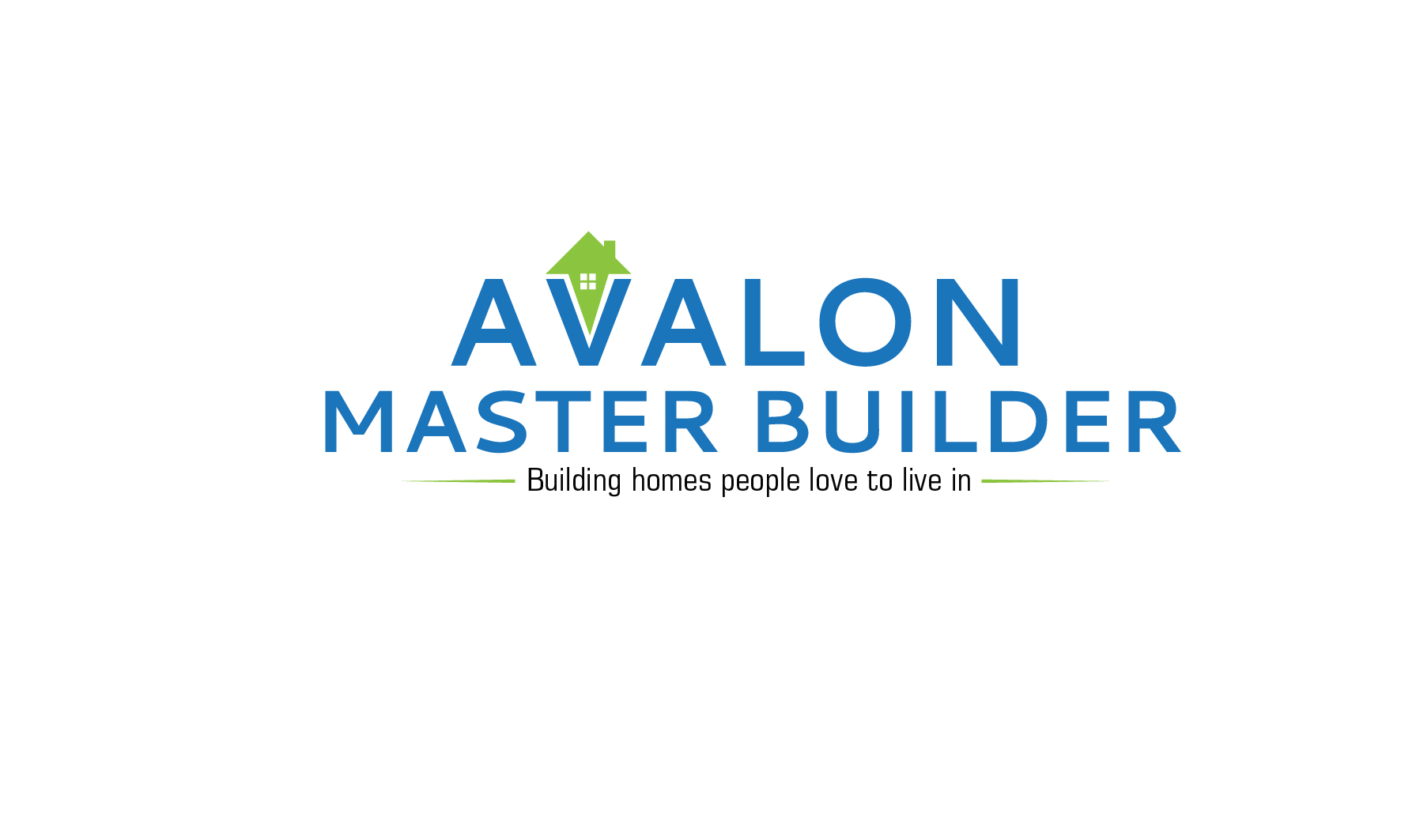 Logo Design by 3draw - Entry No. 16 in the Logo Design Contest Avalon Master Builder Logo Design.