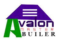 Logo Design by RAM  MODHVADIYA - Entry No. 17 in the Logo Design Contest Avalon Master Builder Logo Design.