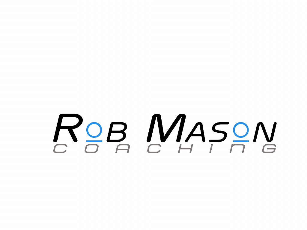 Logo Design by Jerry Nable Jr - Entry No. 97 in the Logo Design Contest New Logo Design Needed for Exciting Company Rob Mason Coaching.