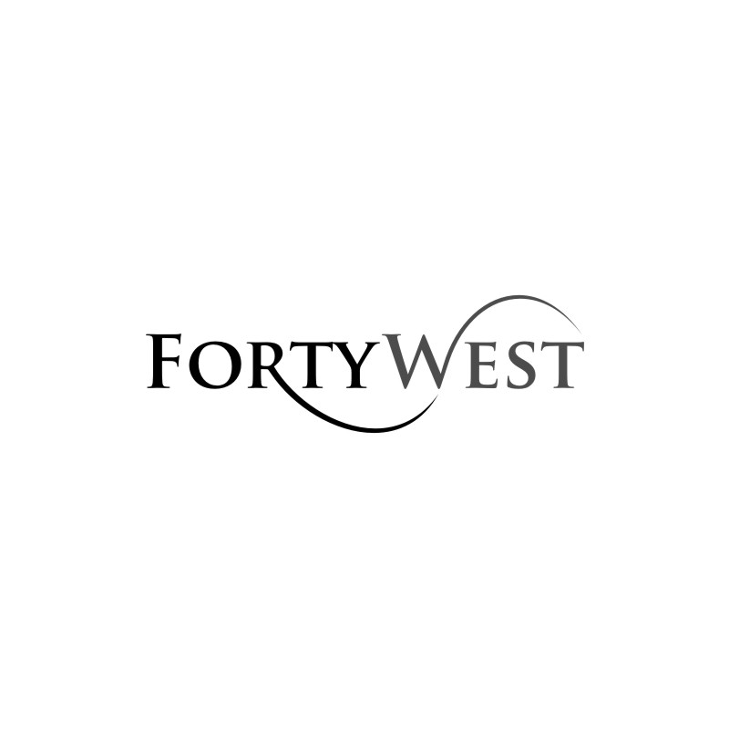 Logo Design by untung - Entry No. 105 in the Logo Design Contest Unique Logo Design Wanted for Forty West.
